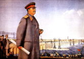 Сталинская реставрационная школа